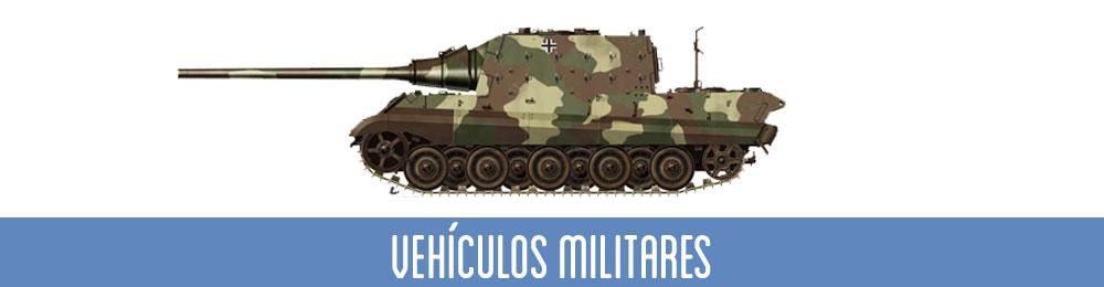 Galería vehículos militares